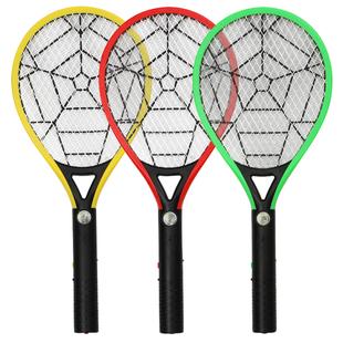 电蚊拍可充电式家用强力大号网面