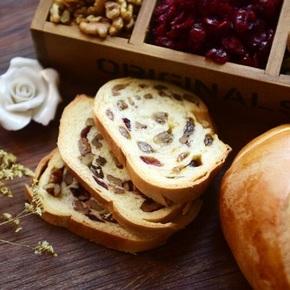 【四种口味】俄罗斯列巴面包早餐
