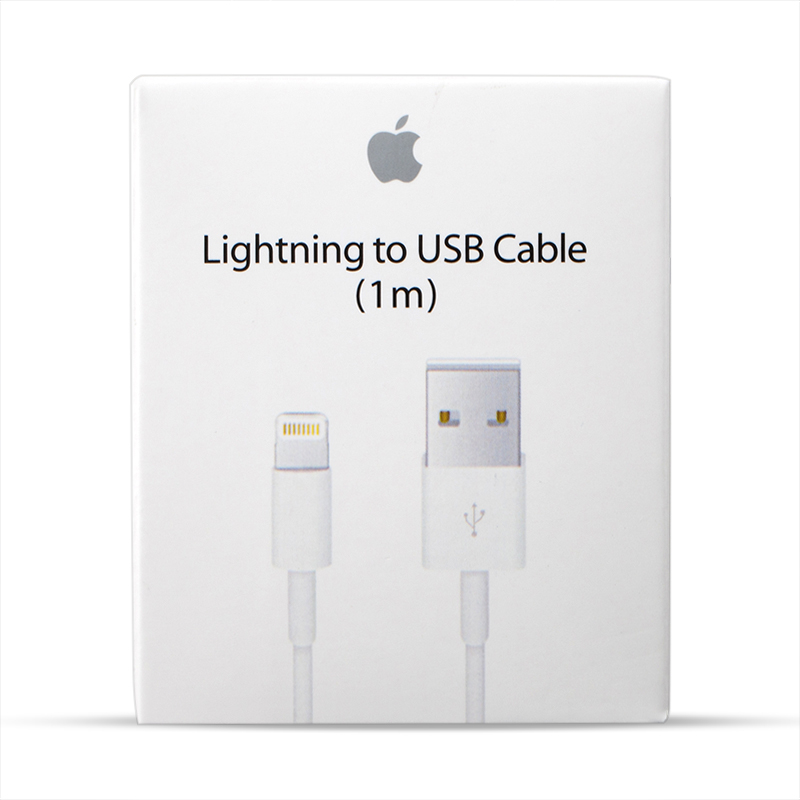 苹果原装数据线正品手机充电器