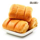 【萌小亲】夹心黄油酸奶手撕面包500g 券后6.9元包邮  0点开始