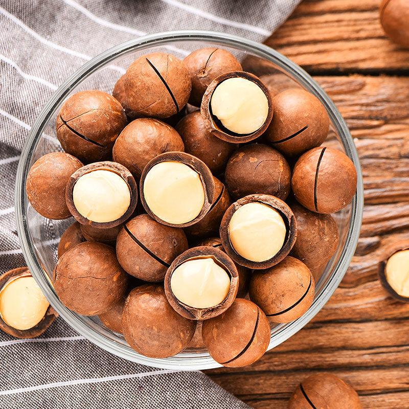 夏威夷果含罐500g奶油坚果干果散装特产澳洲1000g250g120g50g