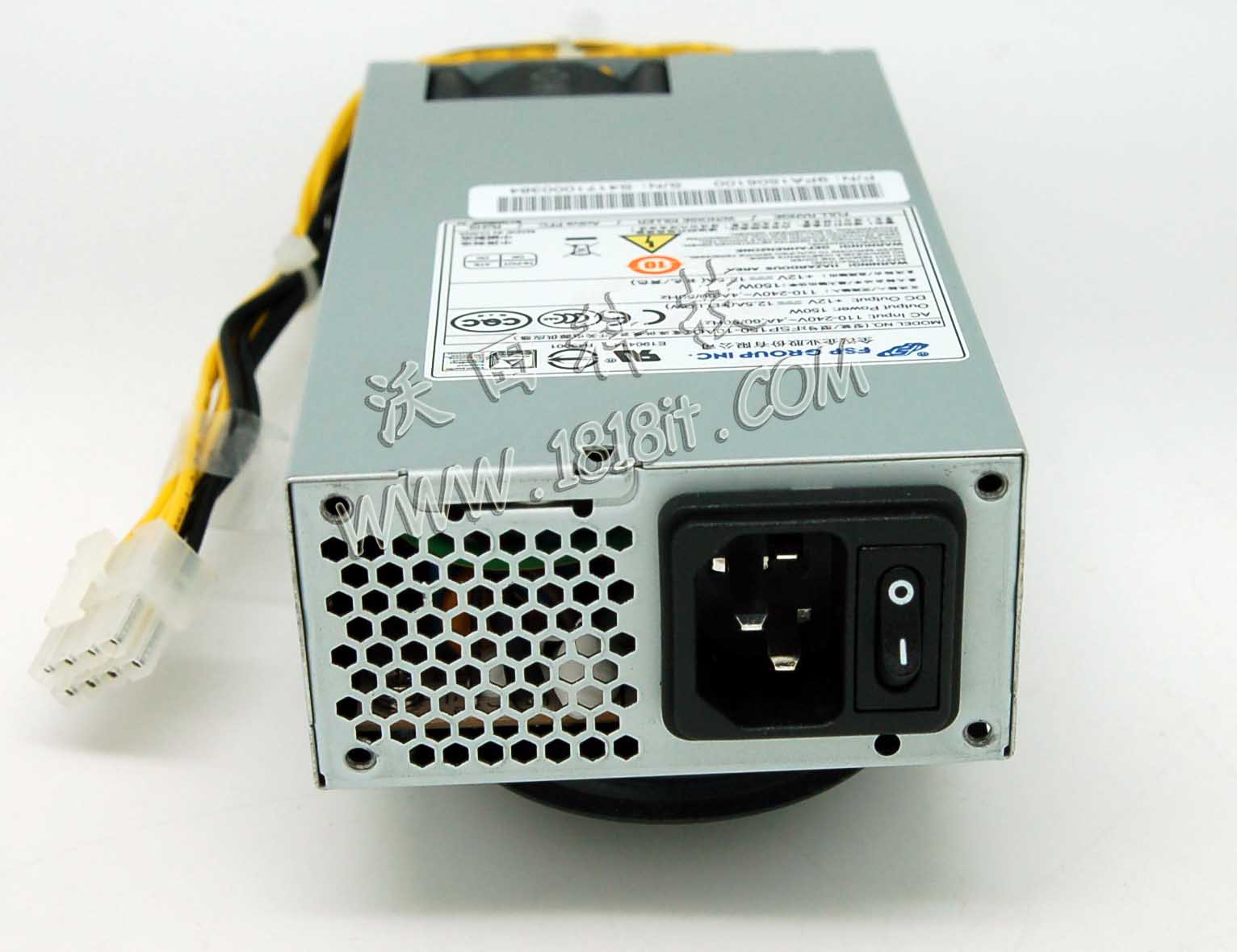 dahua dvr fsp fsp150-10ad 150w 1u power supply 12v 12.5a