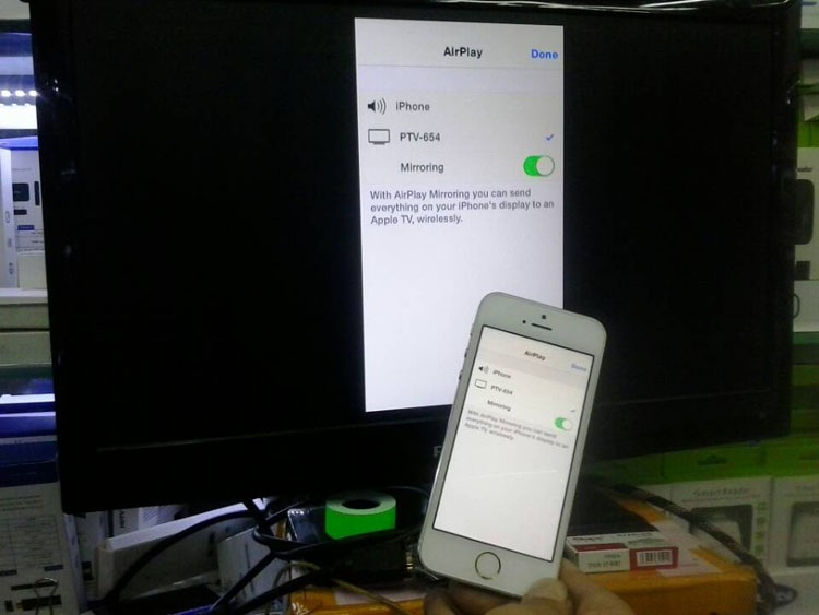 How To Display Iphone On Samsung Tv Wirelessly How to mirror