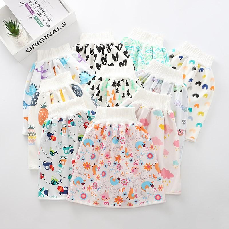 Em bé tã tã tạo tác cho bé Vải tã túi nước tiểu không ướt kinh nguyệt chống thấm nước tiểu thấm nước có thể giặt bông - Tã vải / nước tiểu pad