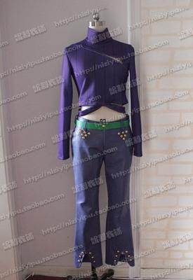 taobao agent ▋Ni clothing shop ▋Jojo's bizarre adventure Dobio COS clothing customized