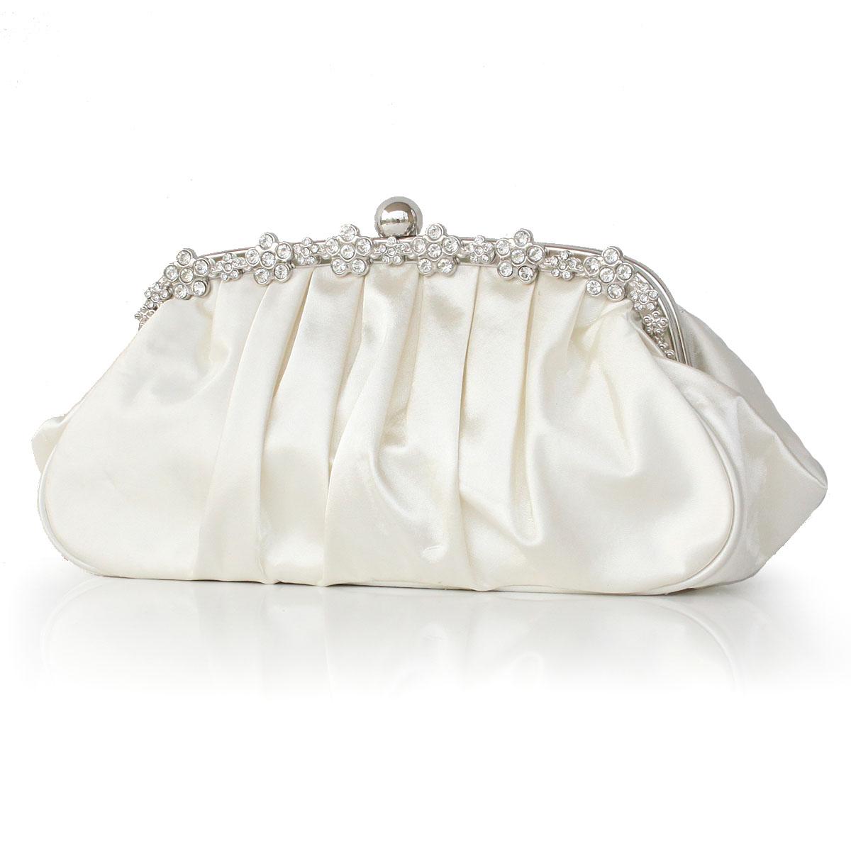 flip flops atlanta ga bar彩月C T新娘包嵌钻玫瑰花装饰铰口的