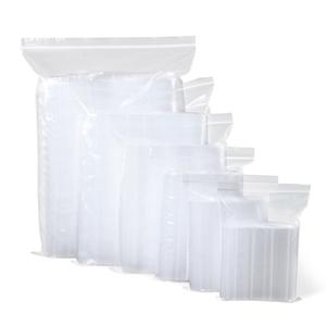 100只装透明塑料密封袋多规格