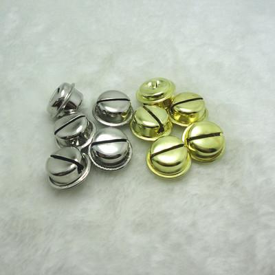 DIY饰品配件 铁质铃铛 一字铃铛 宠物铃铛 舞蹈铃铛 手链铃铛挂件