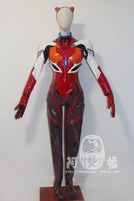taobao agent 【Afu】EVA Evangelion Asuka new theater version-asuka cos costume