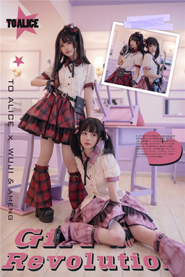 taobao agent 【Doll Paradise】L791 original lolita idol declaration playing song suit sk half skirt