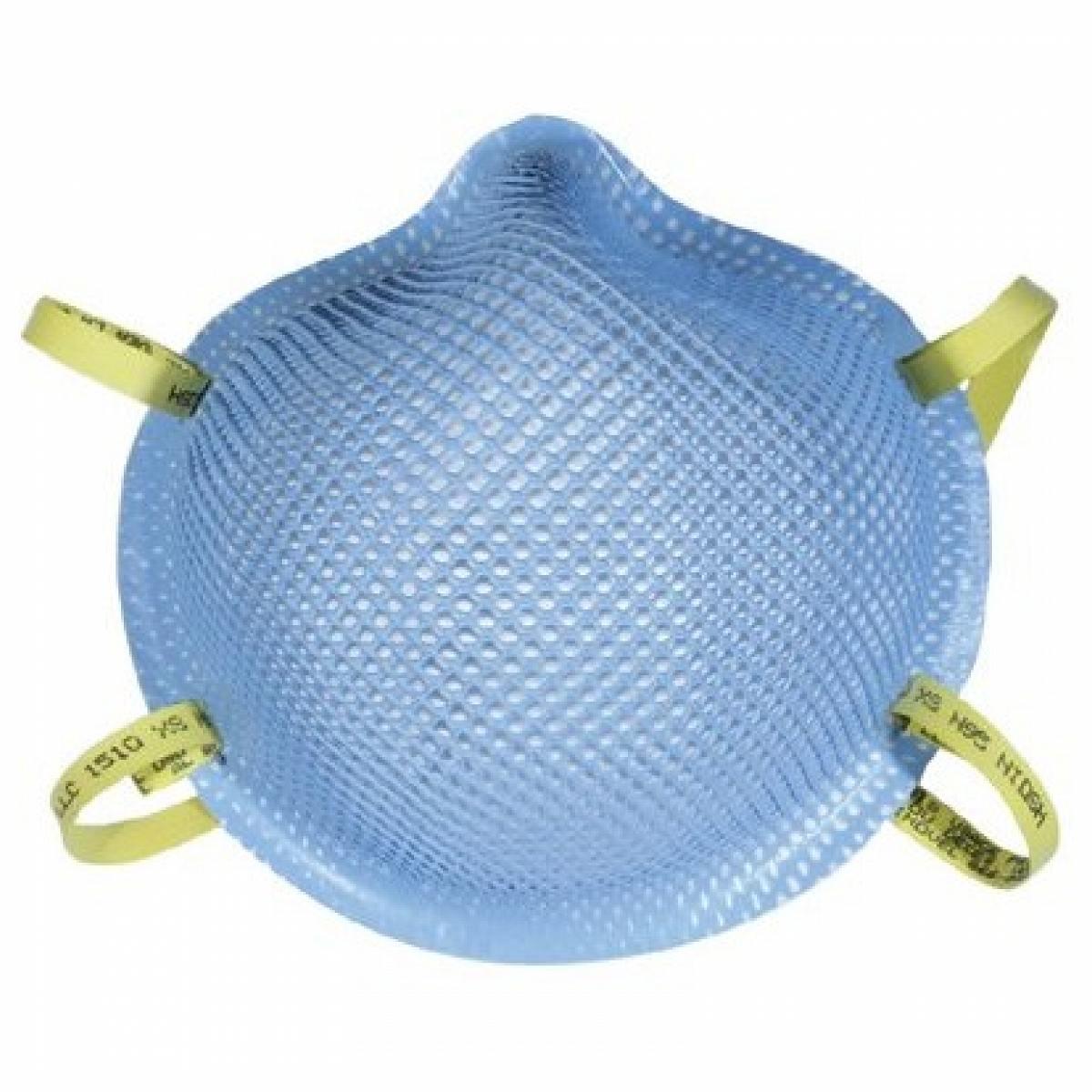 美国原装进口Moldex 1510 N95防PM2.5雾霾禽流感儿童口罩 特小号 - 安至康 - 健康之路