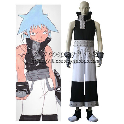 taobao agent Soul Eater Black Star cosplay