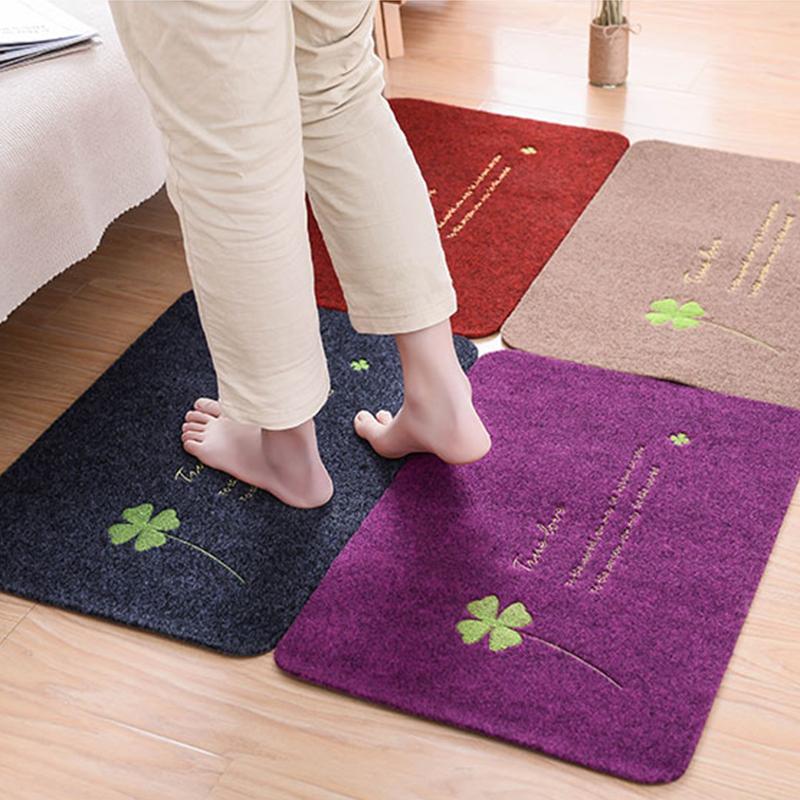 居家创意地垫门垫进门入户门厅门口脚垫卧室浴室防滑垫子厨房地毯