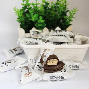 俄罗斯进口阿孔特牌美味熊猫糖