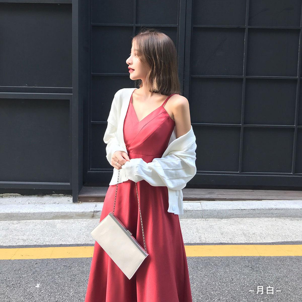 Daxi tự chế 2018 mùa thu áo mới nữ hoang dã nhẹ nhàng gió kem chống nắng quần áo là mỏng đan màu rắn cardigan Cardigan