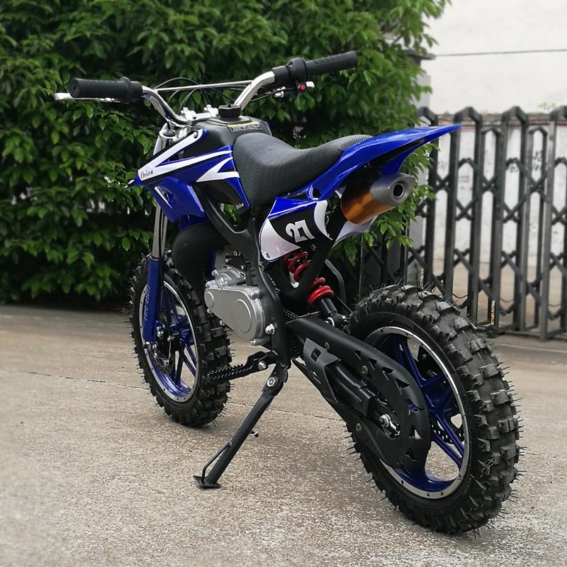 2018 2 stroke Apollo off-road vehicle 49cc mini xe máy xe đạp leo núi thể thao nhỏ xe ATV