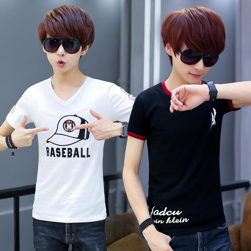 Cậu bé lớn t-shirt boy 12-15 tuổi nam ngắn tay cotton nửa tay 13-14-16 thanh thiếu niên junior học sinh trung học từ bi mùa hè áo phông nam tay ngắn đen  Áo phông ngắn