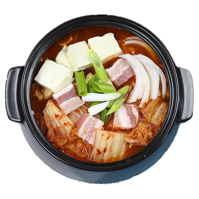 秀彬家园韩式泡菜速食汤