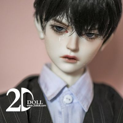 taobao agent Free shipping + gift bag BJD/SD doll 2ddoll 68cm 3 points Uncle Ling Yu(LingYu)2D195