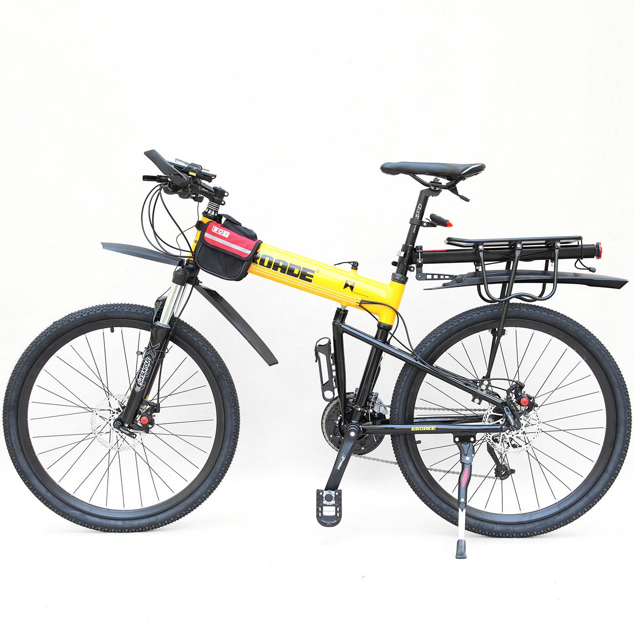 EROADE伊诺德20寸山地车变速自行车怎么样