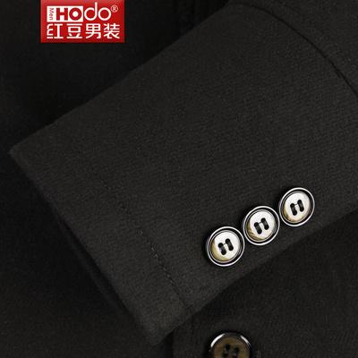[Đặc biệt cung cấp] đậu đỏ nam áo khoác nam mùa đông thường phần dày dài của nam giới áo len 2031 Áo len
