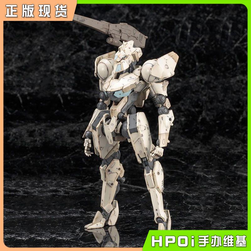 寿屋 Frame Arms 1/100 白虎 拼装