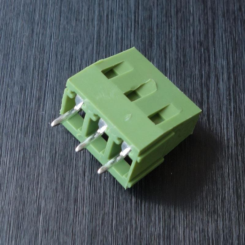 2位 3位插座(小型) 接线端子 脚距离5MM