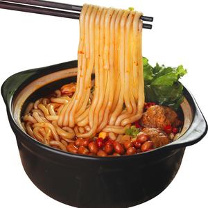 砂锅土豆粉带调料包袋装速食米线新鲜粉条麻辣烫小火锅正宗300g