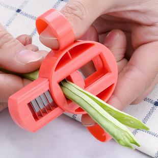 豆角切丝器多功能切菜器擦丝神器
