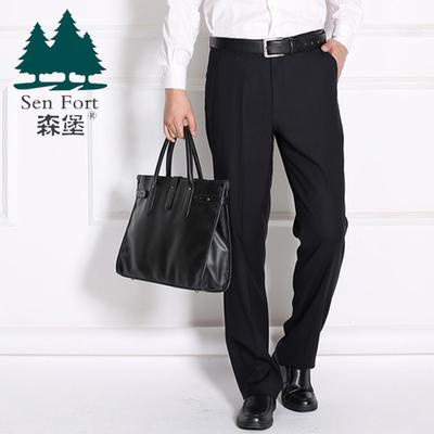 Mùa hè của nam giới phần mỏng căng kích thước lớn quần lỏng cao eo squats miễn phí vận hot cộng với phân bón để tăng chất béo trung niên phù hợp với quần